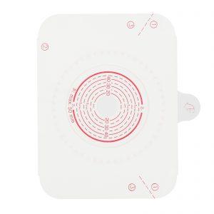 STOMOCUR® Soft Basisplatte MicroSkin® mit Hautschutzring