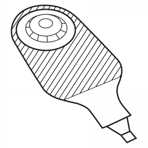 STOMOCUR® Drainagebeutel Protect konvex